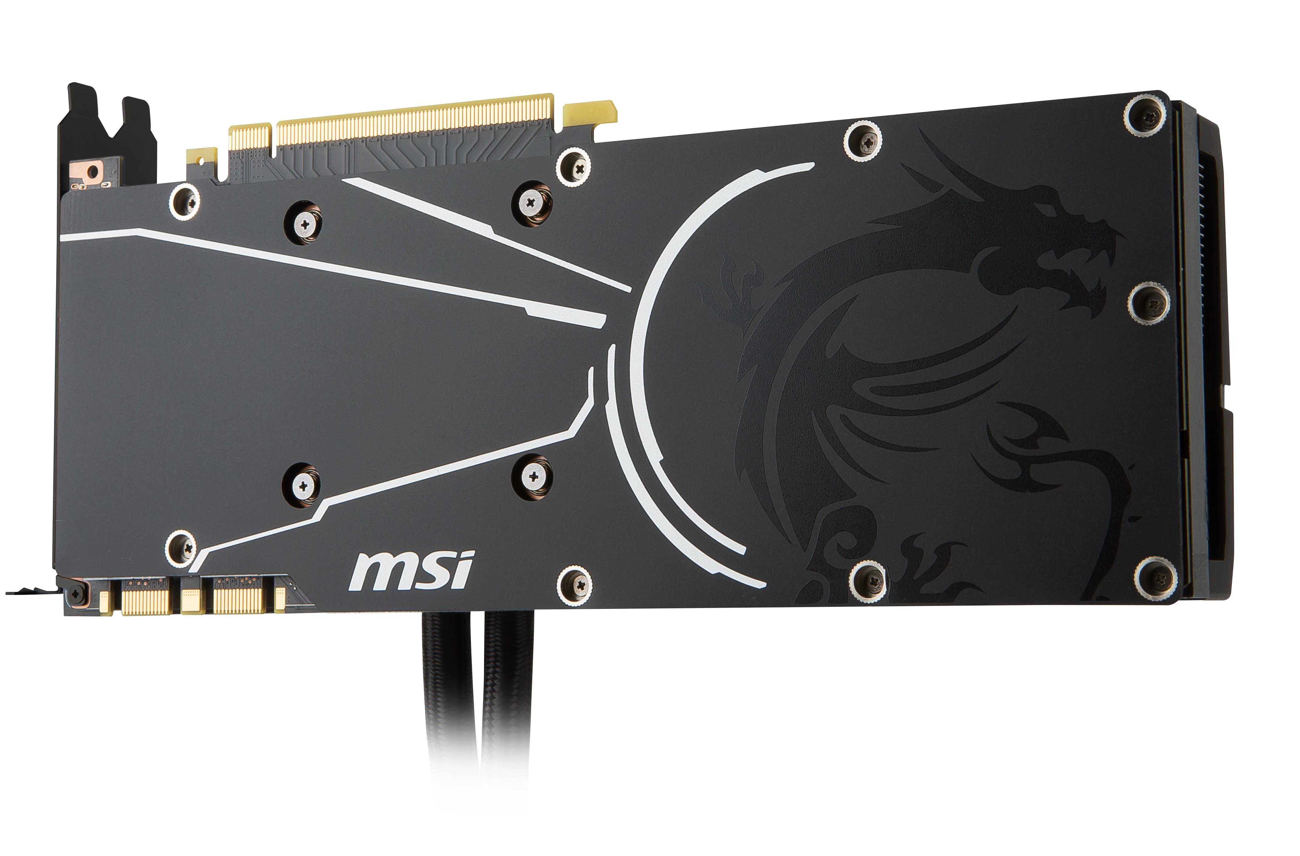 MSI GeForce GTX 1070 Sea Hawk X GTX 1070 SEA HAWK X