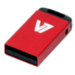 V7 Nano USB 2.0 Flash Drive 32GB Red USB flash drive