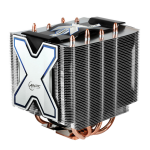 ARCTIC Freezer Xtreme (Rev. 2) - Multi-Compatible Twin Tower CPU Cooler