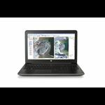 "HP ZBook 15 G3 2.6GHz i7-6700HQ 15.6"" 1920 x 1080pixels Black"