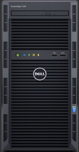 DELL PowerEdge T130 3GHz E3-1220 v6 290W Mini Tower server