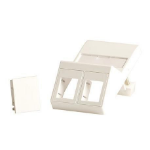 Lanview LVN126105 wall plate/switch cover White