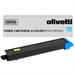 Olivetti B0991 Toner cyan, 6K pages