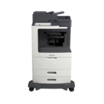 Lexmark MX810dfe 1200 x 1200DPI Laser A4 52ppm Black,Grey multifunctional