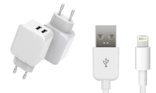 CoreParts MBXUSB-AC0007 mobile device charger White Indoor