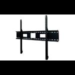 Peerless SF680P flat panel wall mount Black