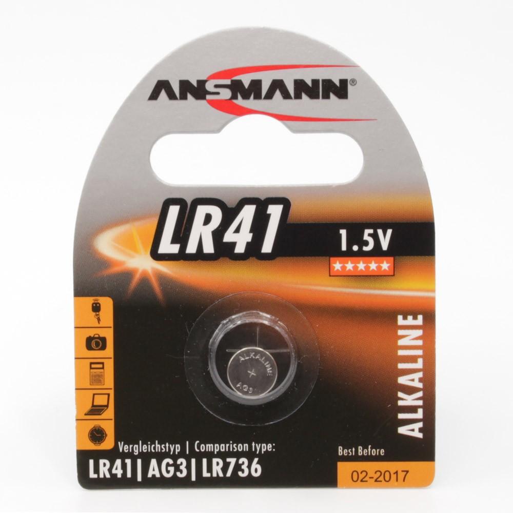 Battery Lr 41 1.5v (5015332)