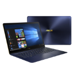 """ASUS ZenBook 3 Deluxe UX490UA-BE029T 2.50GHz i5-7200U 14"""" 1920 x 1080pixels Blue Notebook"""