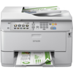 Epson WorkForce Pro WF-5690DWF A4 Colour Inkjet Wireless All-in-One Printer (Print/Copy/Scan/Fax) 10.9cm Touchscreen 1Yr Wty