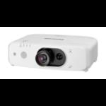 Panasonic PT-FZ570EJ data projector 4500 ANSI lumens 3LCD WUXGA (1920x1200) Desktop projector White