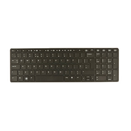 HP 701987-A41 notebook spare part Keyboard