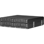 CRU DP41 Black disk array