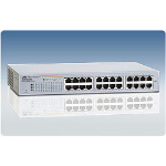 Allied Telesis AT-FS724L switch Unmanaged network switch Power over Ethernet (PoE)