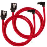 Corsair CC-8900284 SATA cable 0.6 m Black, Red
