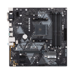 ASUS PRIME B450M-A/CSM moederbord Socket AM4 Micro ATX AMD B450