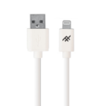 ZAGG 409903213 Lightning-kabel 1 m Wit