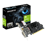 Gigabyte GV-N710D5-2GIL graphics card GeForce GT 710 2 GB GDDR5