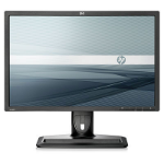 "HP VM633AT 24"" Full HD Black computer monitor"