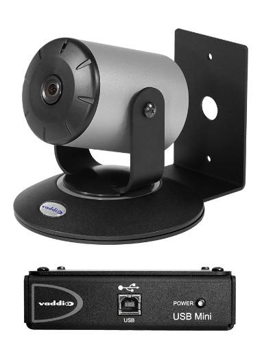 Vaddio WideSHOT SE QMini System video conferencing system Personal video conferencing system 2.4 MP Ethernet LAN