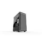 Phanteks Eclipse P300 Tempered Glass Midi Tower Black, White