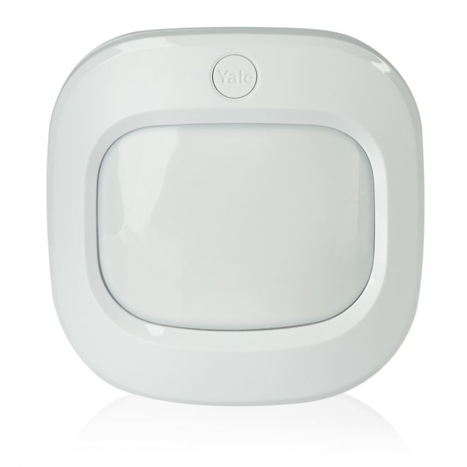 Yale AC-PIR motion detector Passive infrared (PIR) sensor Wireless Wall White