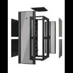 APC NetShelter SX Rack Gehäuse 1363,64 kg Schwarz