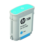 HP F9J63A (728) Ink cartridge cyan, 40ml