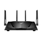 ASUS CM-32 AC2600 wireless router Dual-band (2.4 GHz / 5 GHz) Gigabit Ethernet Black