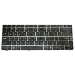 HEWLETT PACKARD SPS-KEYBOARD 13.3/14.0 SILVER - FR