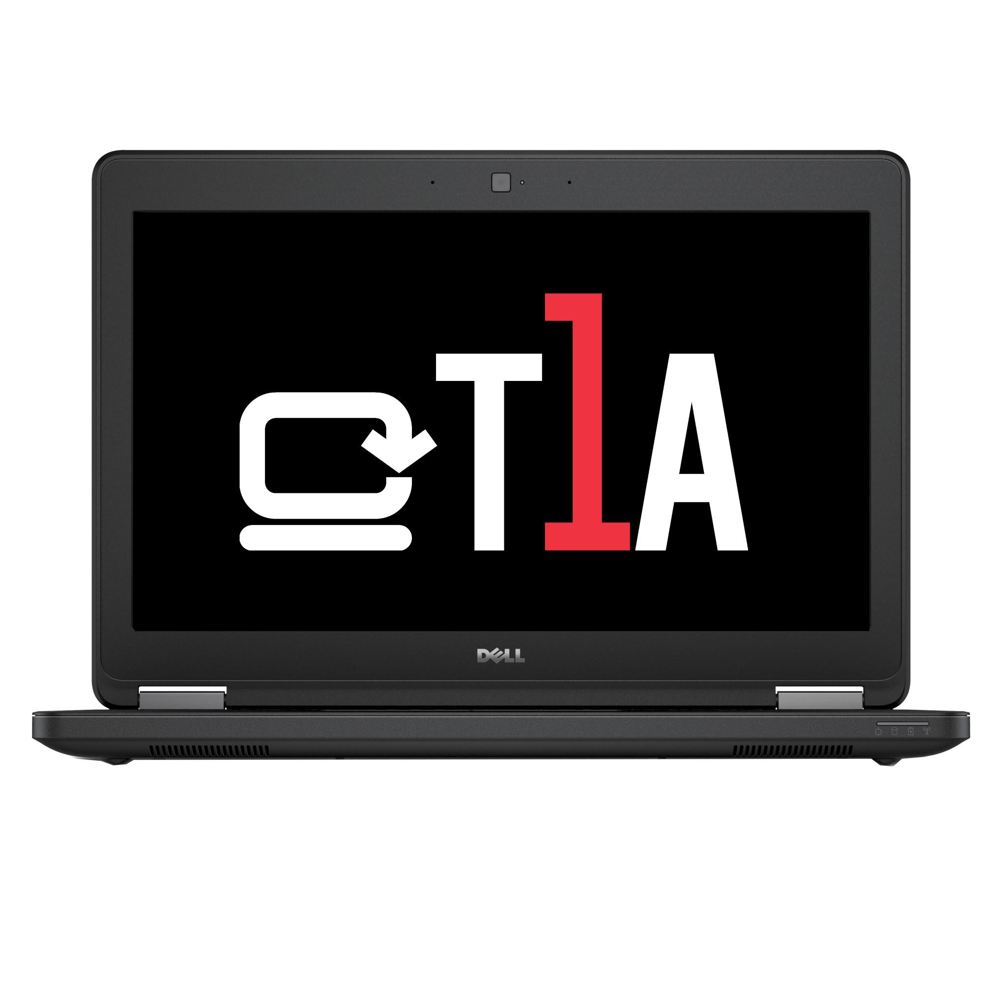 T1A DELL Latitude E5250 Refurbished Notebook 31.8 cm (12.5