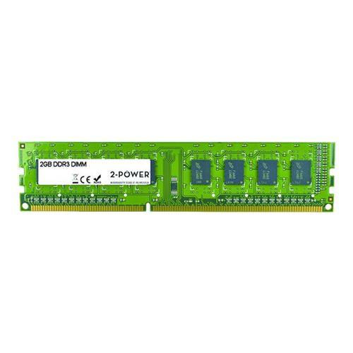 2-Power 2GB MultiSpeed 1066/1333/1600 MHz DIMM