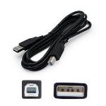 "AddOn Networks USBEXTAB15-5PK USB cable 179.9"" (4.57 m) 2.0 USB A USB B Black"
