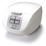 Panasonic SR-DF101 rice cooker White 1 L 750 W
