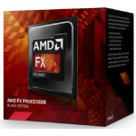 AMD FX 6350 with Wraith cooler processor 3.9 GHz Box 6 MB L2