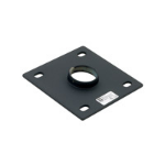 Chief Ceiling-mountable flat panel ceiling mount Black