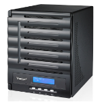Thecus N5550 Ethernet LAN Black storage server