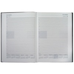 Collins 2013 Diary, A4 Black,Blue,Red personal organizer