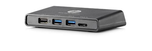 HP 3001pr USB 3.0 Port Replicator