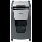 Rexel Optimum AutoFeed+ 300X paper shredder Cross shredding 55 dB 23 cm Black, Silver