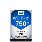 Western Digital Blue PC Mobile 750GB Serial ATA III internal hard drive