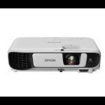 Epson EB-W42 data projector Desktop projector 3600 ANSI lumens 3LCD WXGA (1280x800) Black, White