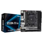 Asrock B550M-ITX/ac AMD Socket AM4 Mini ITX HDMI/DisplayPort USB 3.2 C M.2 WiFi ac Motherboard