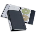 Durable 5203-19 Sleeve case 2discs Transparent