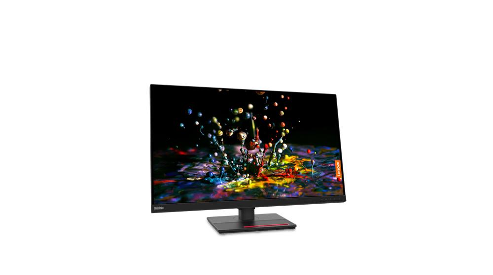 """Lenovo ThinkVision P32p-20 80 cm (31.5"""") 3840 x 2160 Pixeles 4K Ultra HD LED Negro"""