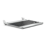 Brydge BRY1011 mobile device keyboard QWERTY Silver Bluetooth