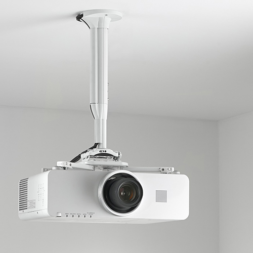 Chief KITEP045080W Ceiling White project mount