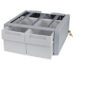 Ergotron 97-993 Grey,White Drawer multimedia cart accessory