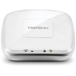 Trendnet TEW-755AP WLAN access point 1000 Mbit/s Power over Ethernet (PoE) White