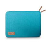 "Port Designs TORINO 13.3/14"" notebook case 35.6 cm (14"") Sleeve case Turquoise"