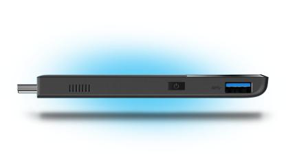 Intel STK2mv64CC Intel Core m5-6Y57 1.1GHz USB Black